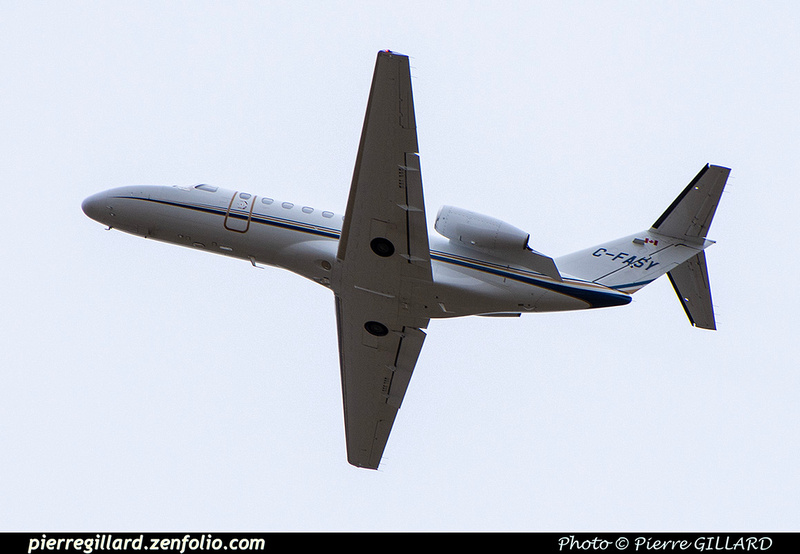 Pierre GILLARD: Canada - Airsprint &emdash; 2020-803816