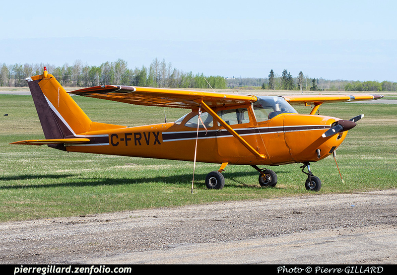 Pierre GILLARD: Private Aircraft - Avions privés : Canada &emdash; 2020-803794