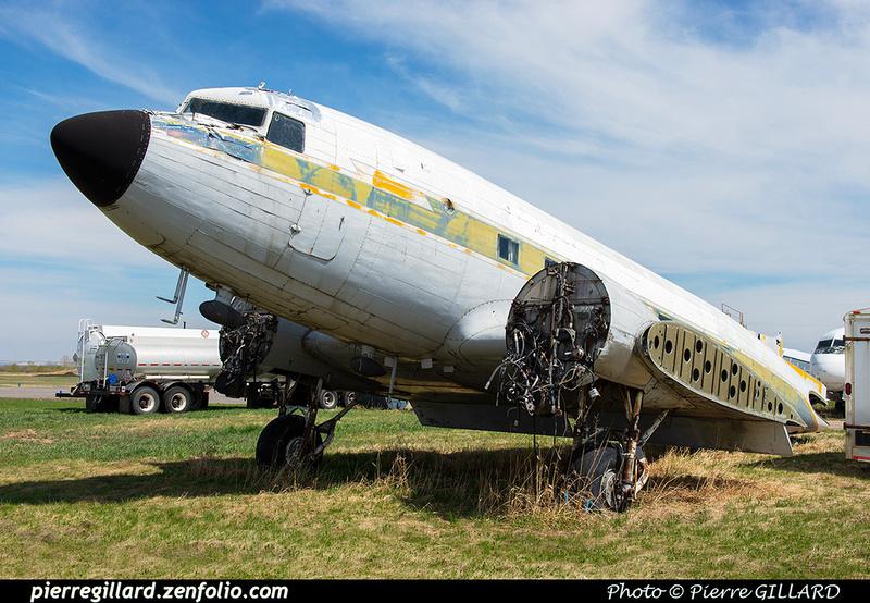 Pierre GILLARD: Douglas DC-3 &emdash; 2020-426997