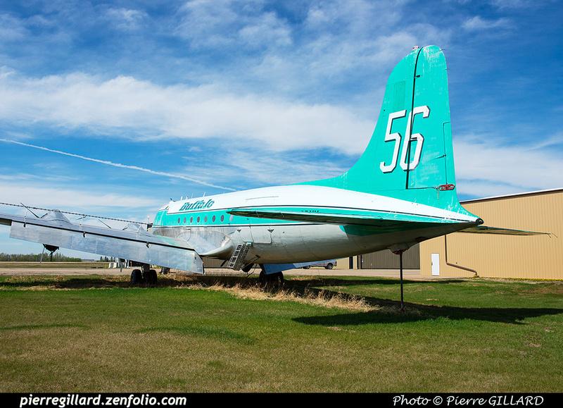 Pierre GILLARD: Douglas DC-4 &emdash; 2020-427053