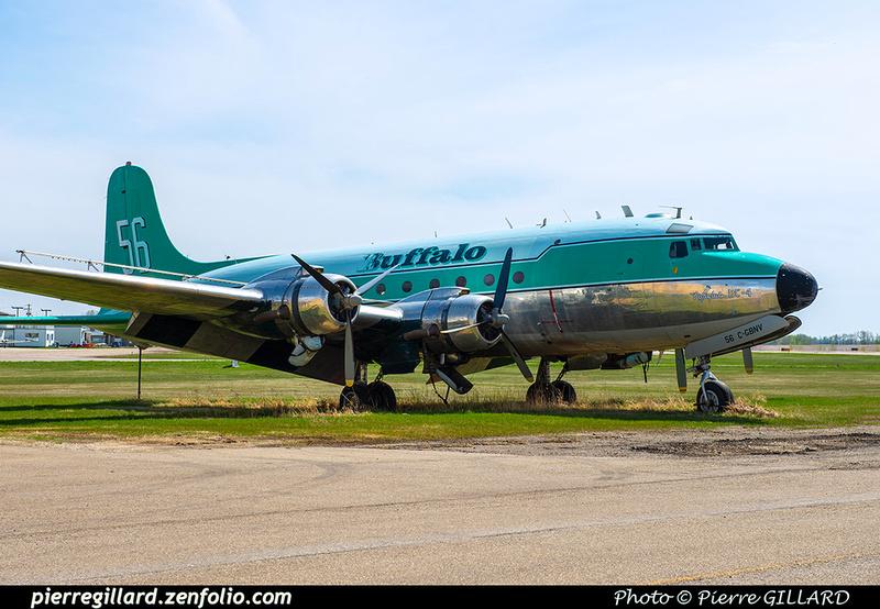 Pierre GILLARD: Douglas DC-4 &emdash; 2020-427036