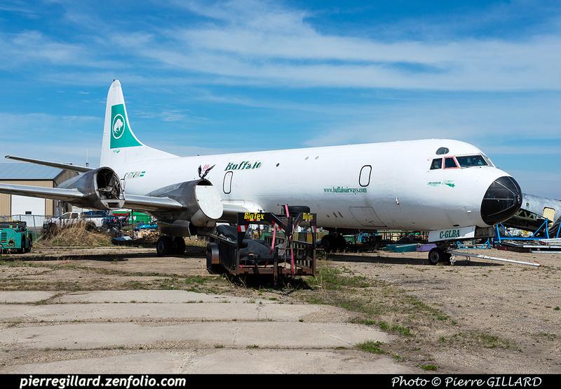 Pierre GILLARD: Lockheed L.188 Electra &emdash; 2020-427066