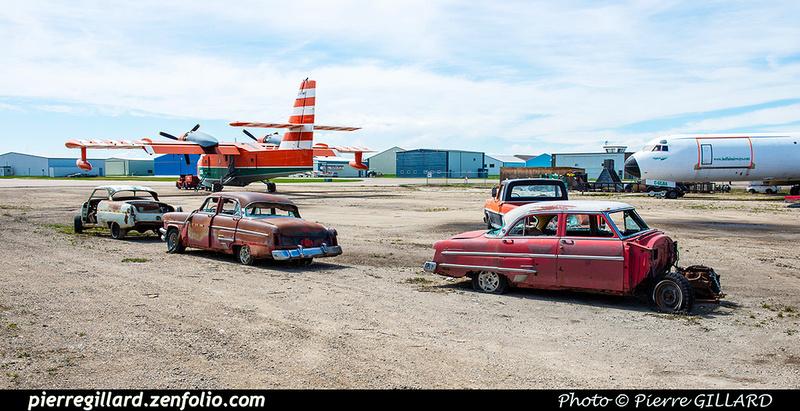 Pierre GILLARD: Canada : CYQF - Red Deer (Penhold), AB &emdash; 2020-427086