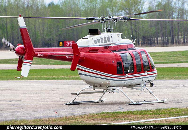 Pierre GILLARD: Canada - Alpine Helicopters &emdash; 2020-803819