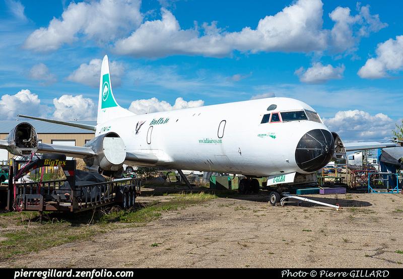 Pierre GILLARD: Lockheed L.188 Electra &emdash; 2020-427295