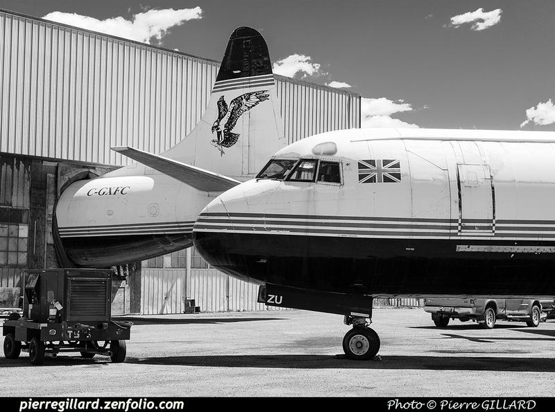 Pierre GILLARD: Lockheed L.188 Electra &emdash; 2020-427392