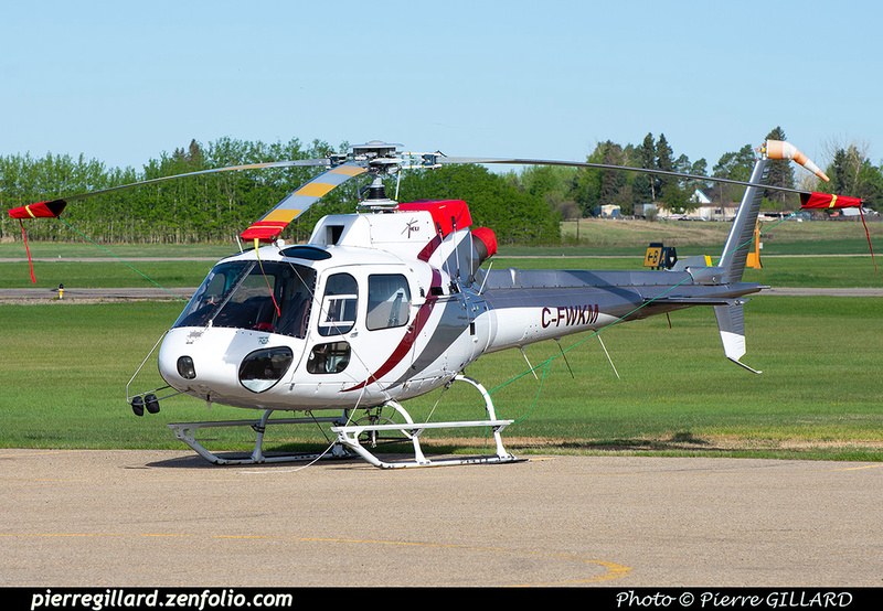 Pierre GILLARD: Canada - Heli Source &emdash; 2020-803955