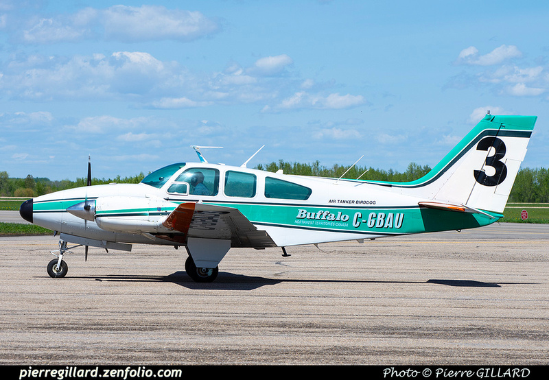 Pierre GILLARD: Beechcraft Baron &emdash; 2020-803965