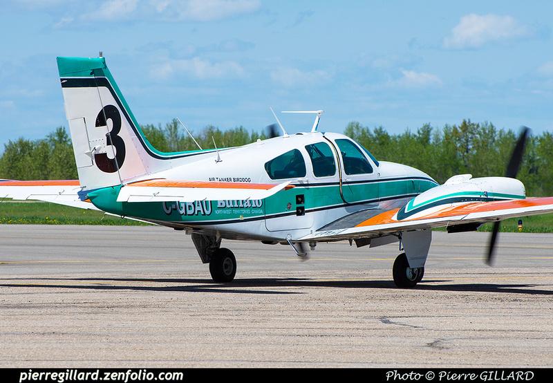 Pierre GILLARD: Beechcraft Baron &emdash; 2020-803970