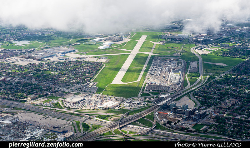 Pierre GILLARD: Canada : CYZD - Downsview, ON &emdash; 2020-427555