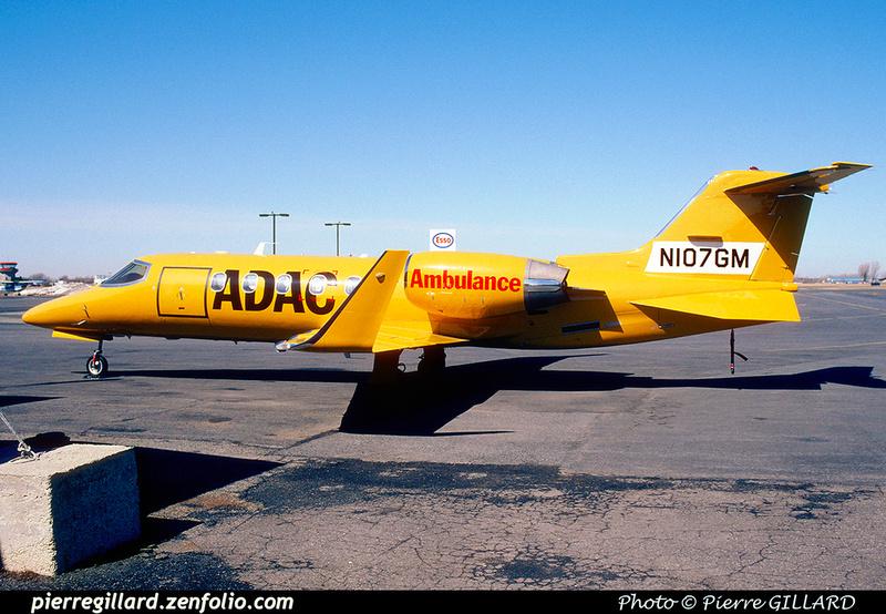 Pierre GILLARD: ADAC &emdash; 040691