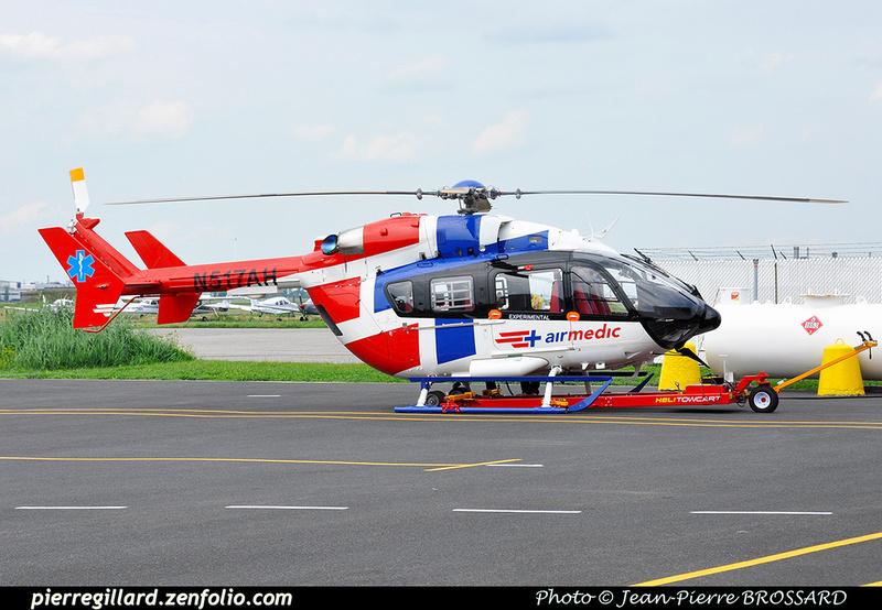 Pierre GILLARD: Canada - Airmedic &emdash; 030549