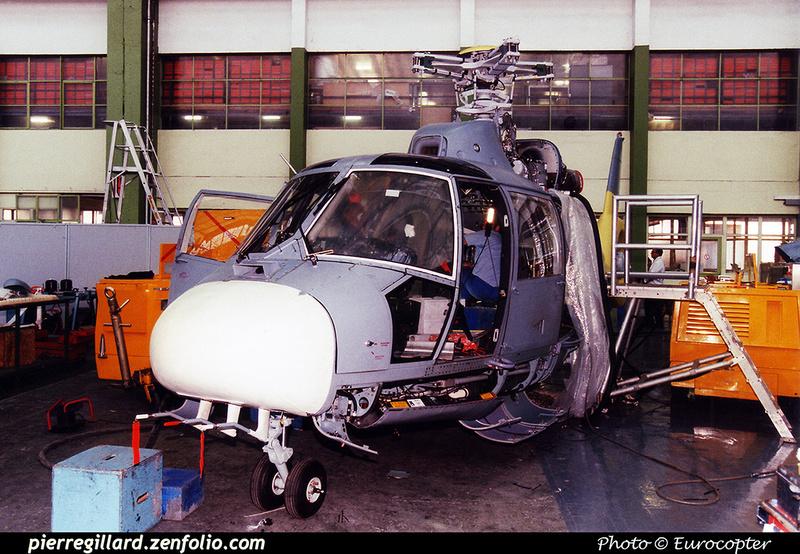 Pierre GILLARD: Belgium - NHV - Noordzee Helikopters Vlaanderen &emdash; 010424