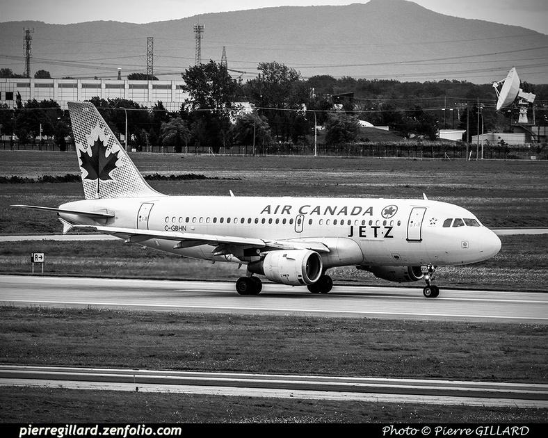 Pierre GILLARD: JetZ (Air Canada) &emdash; 2020-803995