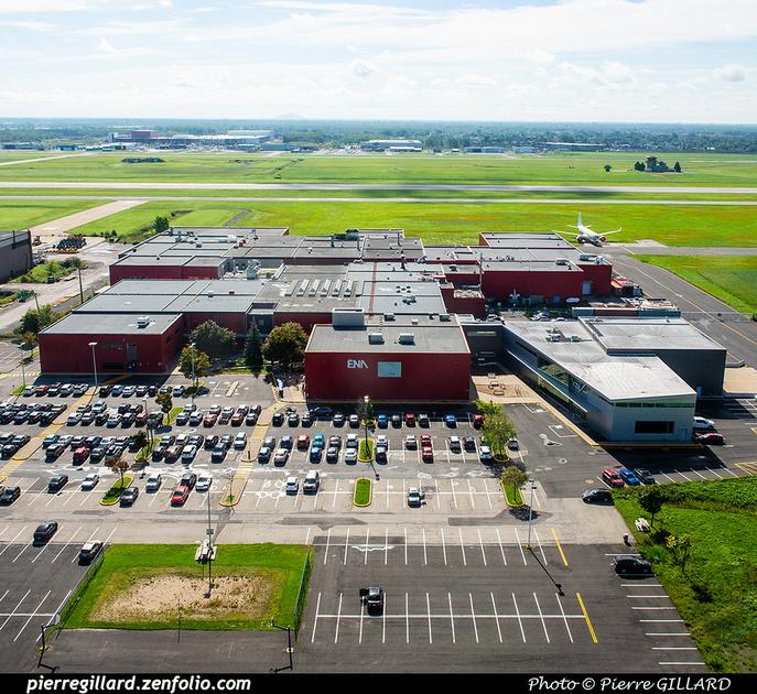 Pierre GILLARD: 2020-09-03 - Vol en hélicoptère par des étudiants de l'ÉNA et survol de l'école &emdash; 2020-427884