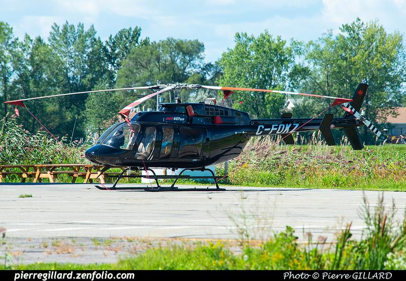Pierre GILLARD: Canada - Hélicoptères privés - Private Helicopters &emdash; 2020-625535