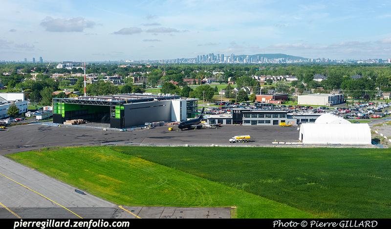 Pierre GILLARD: Canada : CYHU - Saint-Hubert, QC &emdash; 2020-427855