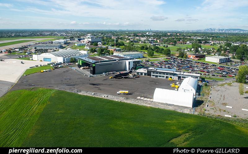 Pierre GILLARD: Canada : CYHU - Saint-Hubert, QC &emdash; 2020-427861