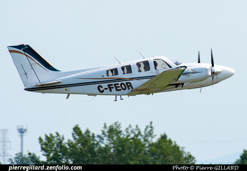 Pierre GILLARD: Private Aircraft - Avions privés : Canada &emdash; 2020-804139