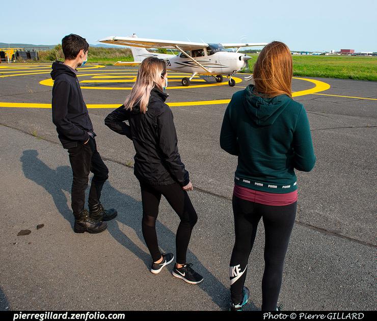 Pierre GILLARD: 2020-09-08, 09 et 16 - Vols d'initiation à l'avionique à l'ÉNA &emdash; 2020-428081