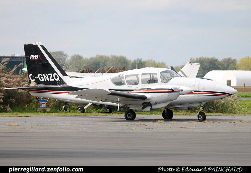 Pierre GILLARD: Private Aircraft - Avions privés : Canada &emdash; 030569