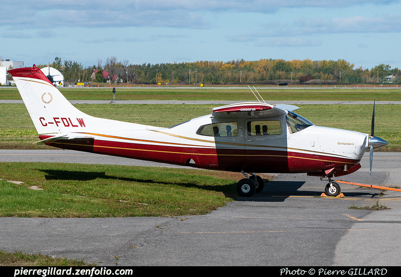 Pierre GILLARD: Private Aircraft - Avions privés : Canada &emdash; 2020-901578