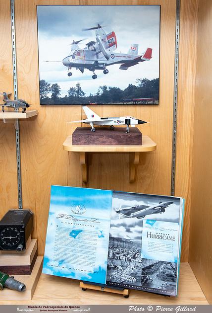 "Pierre GILLARD: Vitrine ÉNA - Hiver 2021 - ""L'aviation au Canada"" &emdash; 2020-428759"