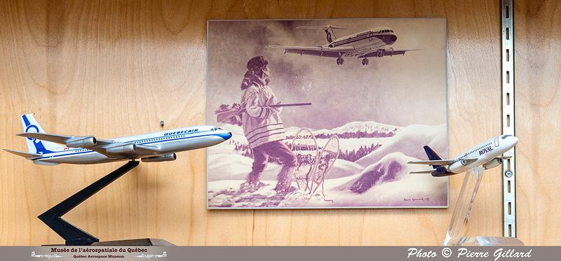 "Pierre GILLARD: Vitrine ÉNA - Hiver 2021 - ""L'aviation au Canada"" &emdash; 2020-428781"