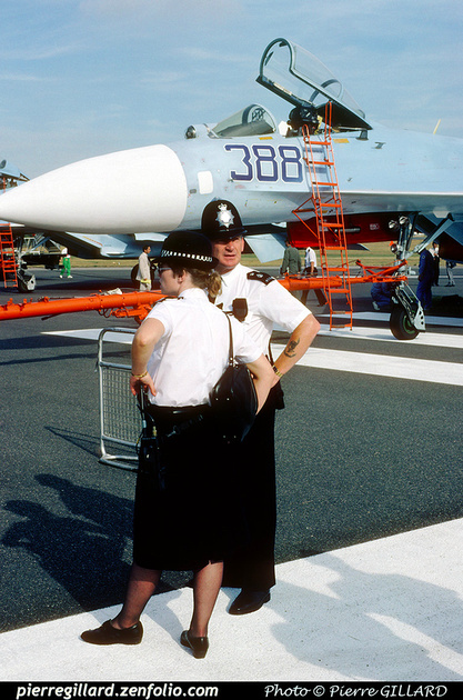 Pierre GILLARD: 1990-09-02 & 03 - Farnborough Airshow &emdash; 1990-0659