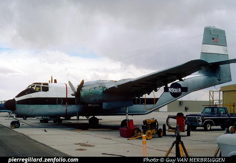 Pierre GILLARD: De Havilland Canada &emdash; 020498