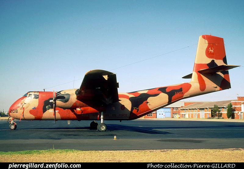 Pierre GILLARD: Military : Australia &emdash; 020502
