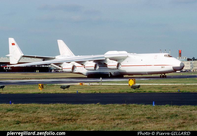 Pierre GILLARD: 1990-09-02 & 03 - Farnborough Airshow &emdash; 1990-0796