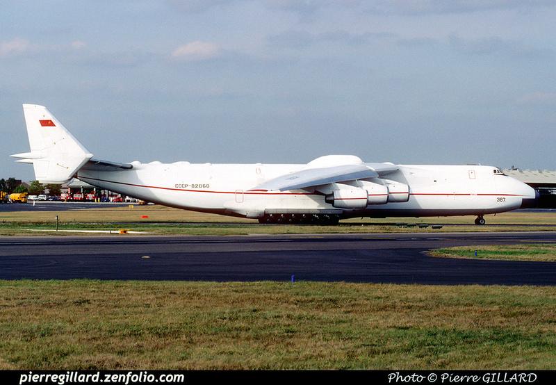 Pierre GILLARD: 1990-09-02 & 03 - Farnborough Airshow &emdash; 1990-0795