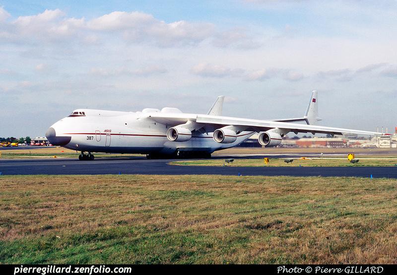 Pierre GILLARD: 1990-09-02 & 03 - Farnborough Airshow &emdash; 1990-0797
