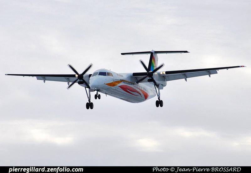 Pierre GILLARD: Air Creebec &emdash; 030600