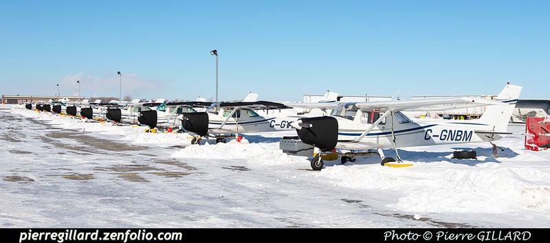 Pierre GILLARD: Aéroclub de Montréal - Air Richelieu &emdash; 2021-428870