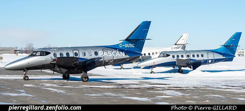 Pierre GILLARD: Pascan Aviation &emdash; 2021-625799