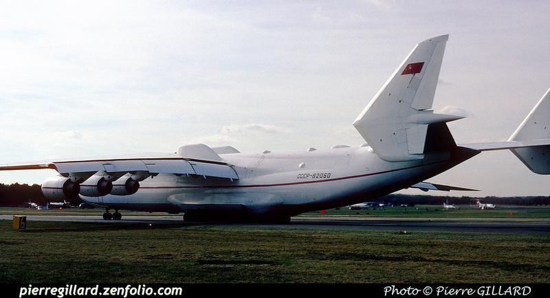 Pierre GILLARD: 1990-09-02 & 03 - Farnborough Airshow &emdash; 1990-0798