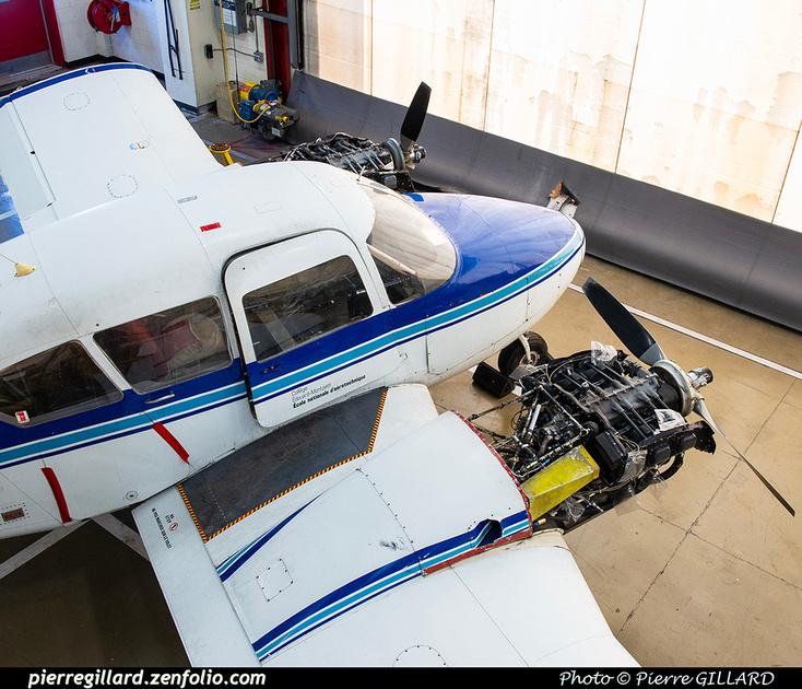Pierre GILLARD: Piper PA23 C-GNMA &emdash; 2021-428890