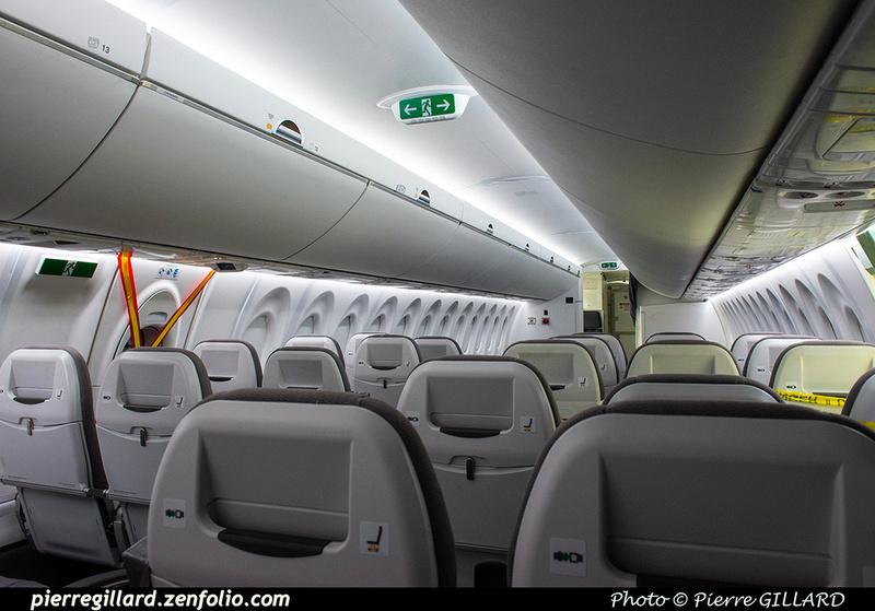 Pierre GILLARD: Fuselage Airbus A220-100 &emdash; 2021-428895