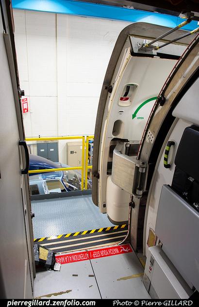 Pierre GILLARD: Fuselage Airbus A220-100 &emdash; 2021-428901