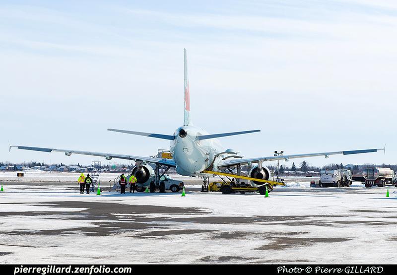 Pierre GILLARD: JetZ (Air Canada) &emdash; 2021-428943