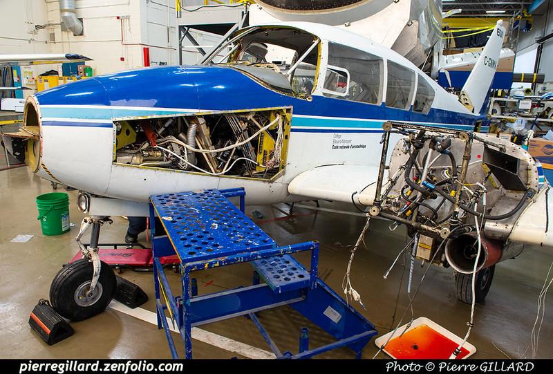 Pierre GILLARD: Piper PA23 C-GNMA &emdash; 2021-428948