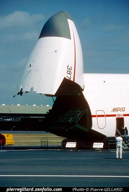 Pierre GILLARD: 1990-09-02 & 03 - Farnborough Airshow &emdash; 1990-0827