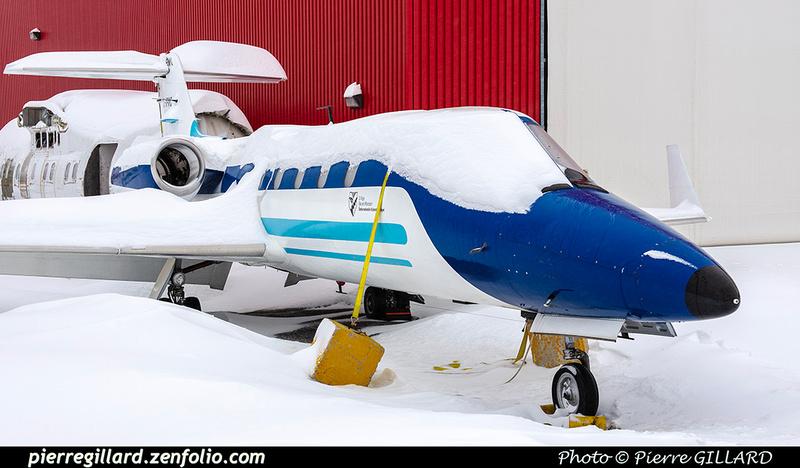 Pierre GILLARD: LearJet 36 C-XPWC &emdash; 2019-428961