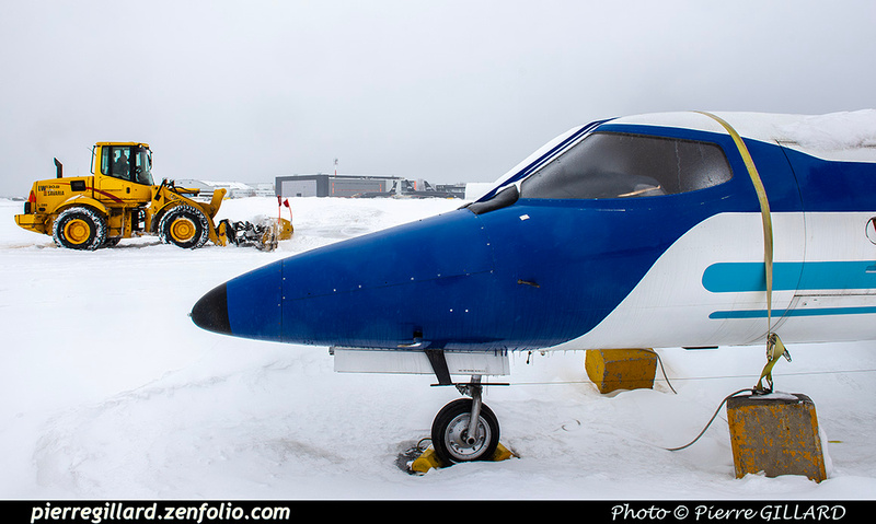 Pierre GILLARD: LearJet 36 C-XPWC &emdash; 2021-428998