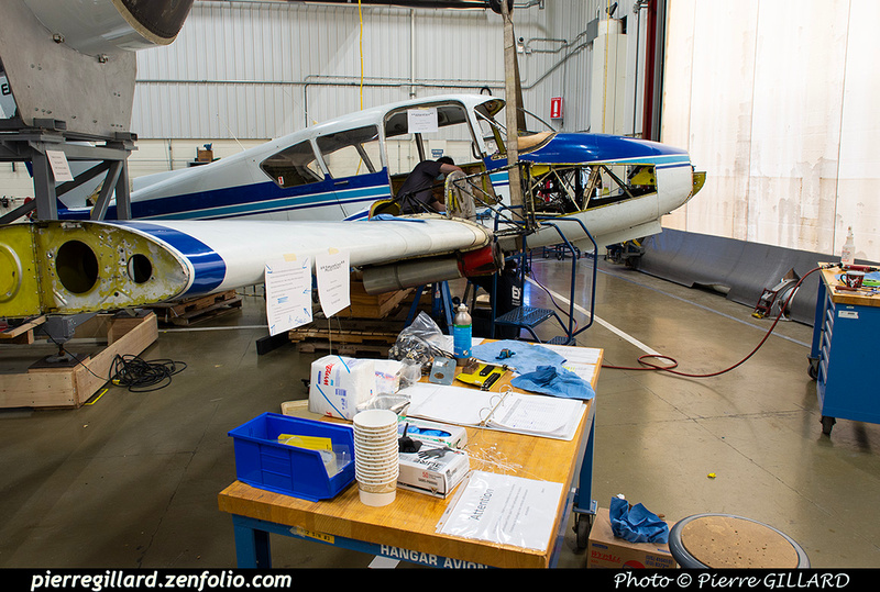 Pierre GILLARD: Piper PA23 C-GNMA &emdash; 2021-429030