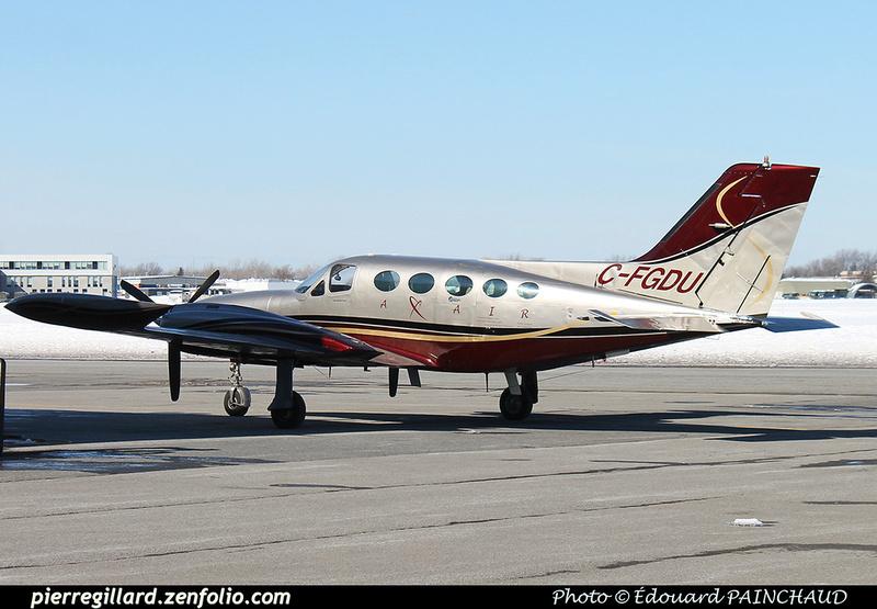Pierre GILLARD: Axair Aviation &emdash; 030604