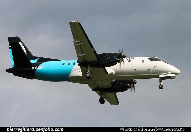 Pierre GILLARD: Pascan Aviation &emdash; 030645
