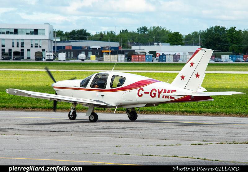 Pierre GILLARD: Private Aircraft - Avions privés : Canada &emdash; 2021-626827